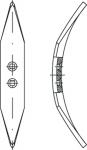 Spitzen grubber 1537 Bellota Agrisolutions