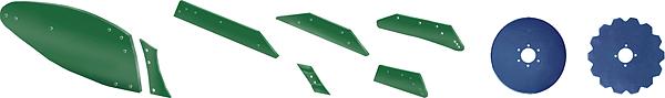 Gama de productos adaptables Dowdeswell de Bellota Agrisolutions