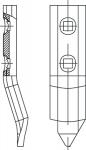 Rejas sembradoras 15023 Bellota Agrisolutions