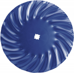 Disco 1992 Vortex para labranza vertical de Bellota Agrisolutions