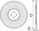 Disco 1992 Vortex con onda agresiva para labranza vertical de Bellota Agrisolutions