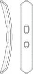 Pointes de cultivateur 15045 Bellota Agrisolutions