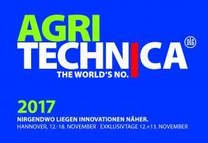 Bellota presente en Agritechnica 2017