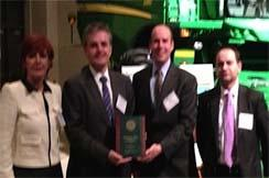 John Deere awards BELLOTA Partner