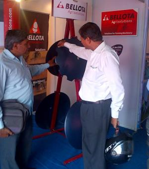 Bellota Agrisolutions at Krishi Vikas Show in India