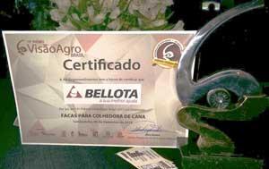 Premio VisãoAgro de Brasil 2015