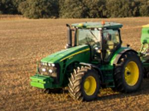 Reduzierung der Treibhausgasemissionen bei Traktoren