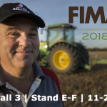 Bellota present at FIMA 2018
