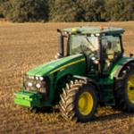Tracteurs avec des moteurs plus écologiques